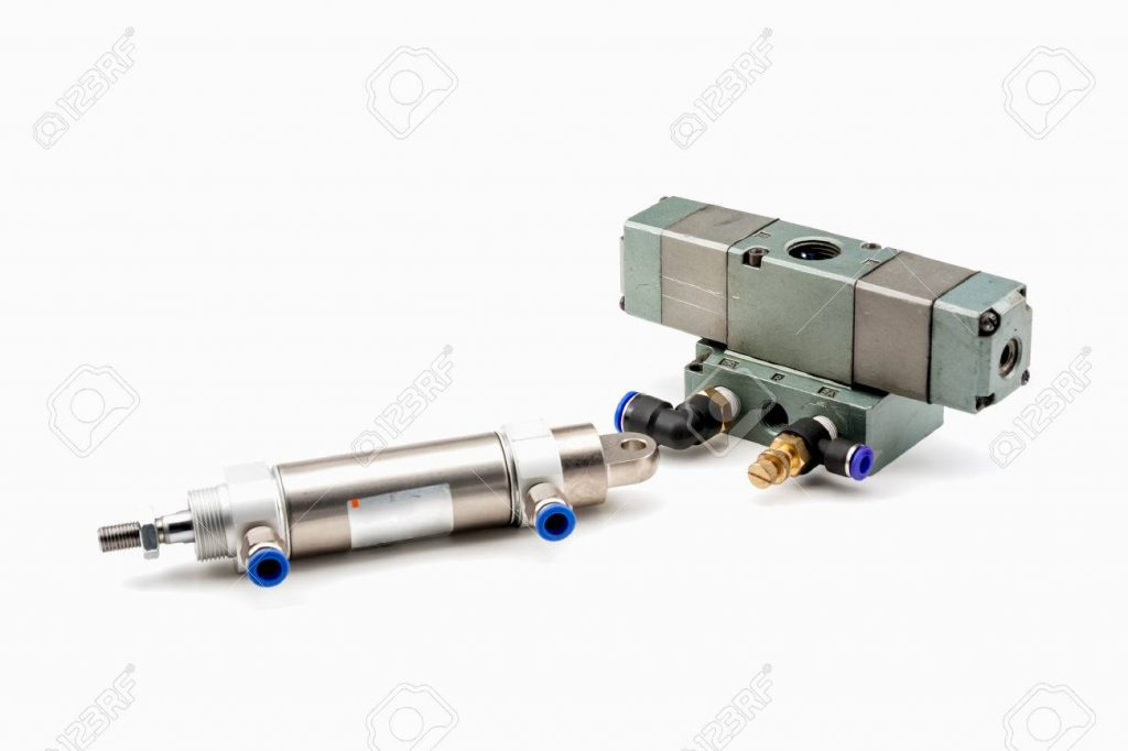 Pneumatic Valve and Air Cylinder